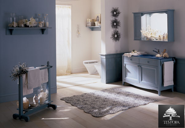Bagni arredamenti sartori trieste di sartori piero - Mobili bagno blu ...