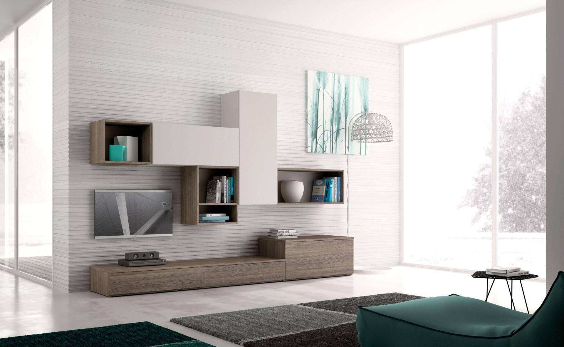 Soggiorni stile country for Salotti mobili moderni