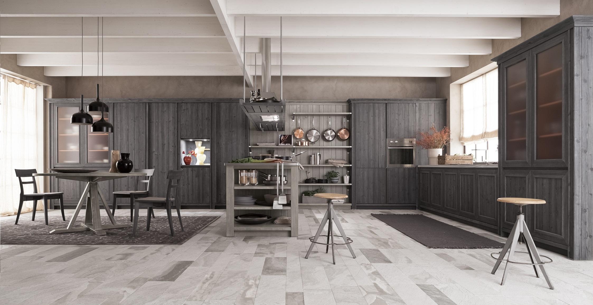 Cucine rustiche moderne affordable with cucine rustiche moderne