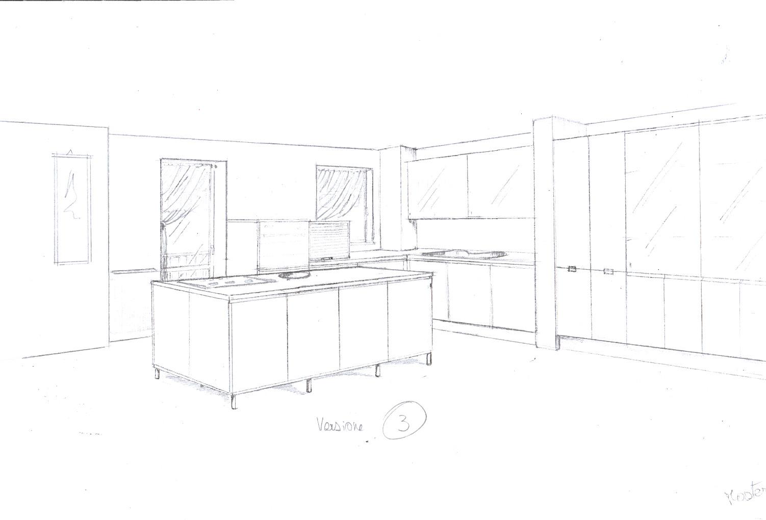 Great cucina progetto with cucina progetto - Progetto di una cucina ...