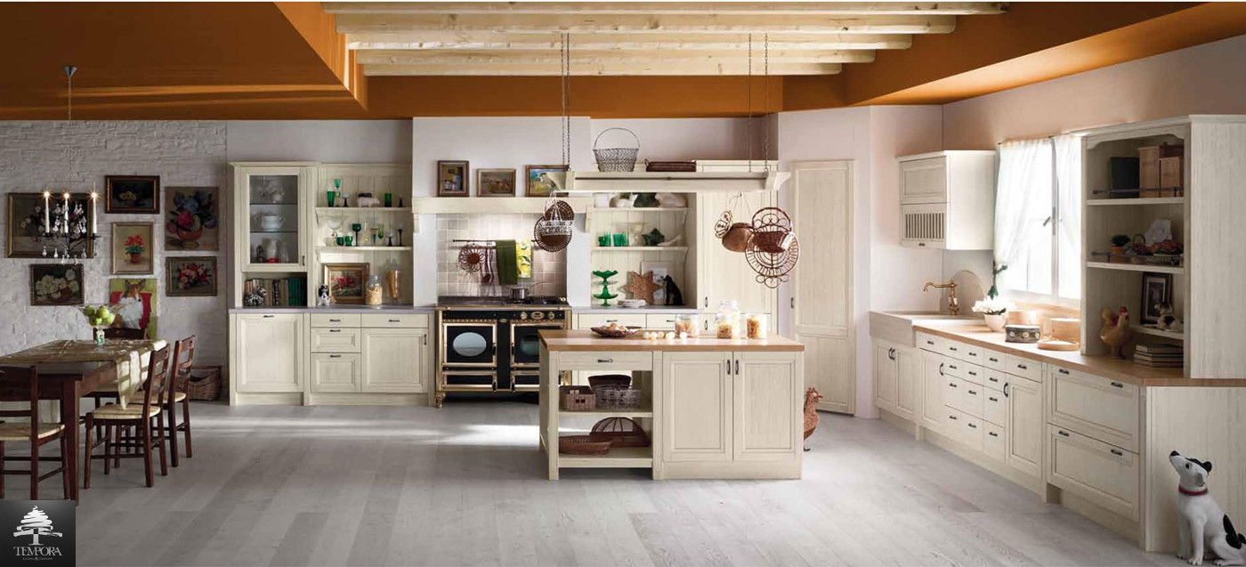 Country Kitchens Tempora -