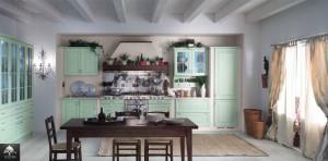 cucine verdi