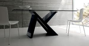 Tavoli in cristallo estendibili