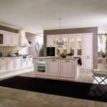 Panoramica cucina classica Laguna