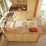 Panoramica cucina classica Meridiana