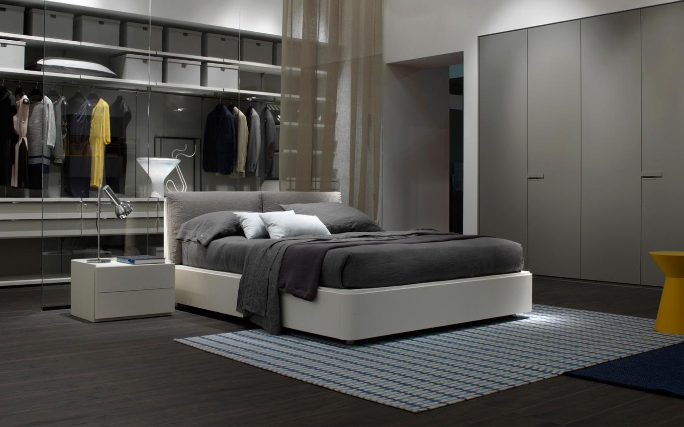 Camera Da Letto Grigia bedrooms -