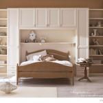 Camere solare tradizionale color beige e legno