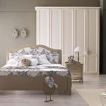 Camere solare e classica in legno della Tempora, bianca