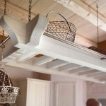 Dettaglio legno cucina bianca