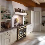 Foto cucina country Tempora bianca
